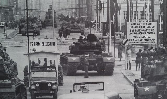 Танковое противостояние