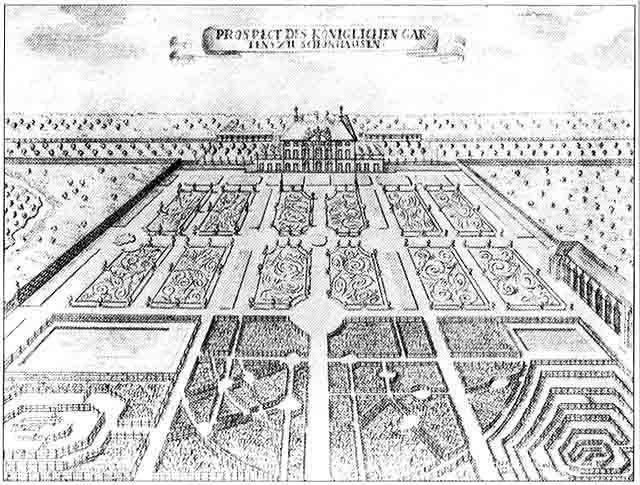Дворец Шёнхаузен и парк