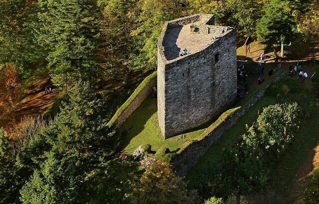 Башня Гладоморня