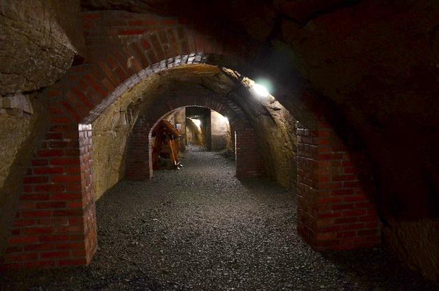 Подземелья замка