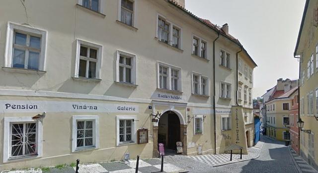 Музей алхимиков и магов Прага