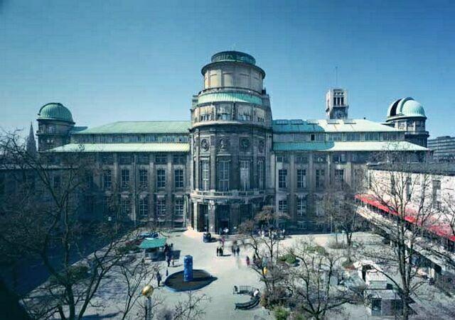 Немецкий музей науки и техники
