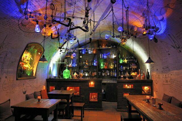 Ресторан Келликсир