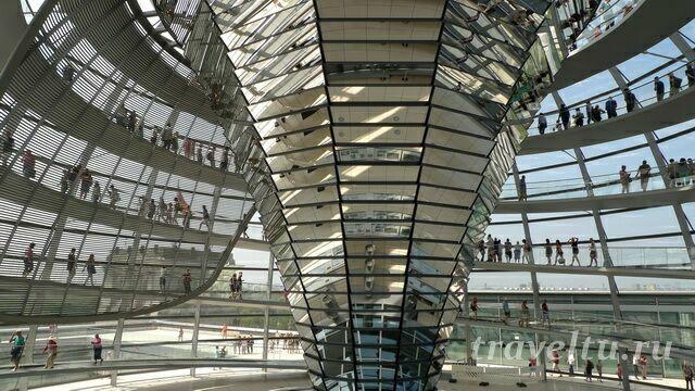 Купол здания Рейхстага