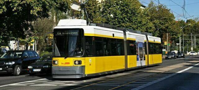 Трамваи Берлина BVG