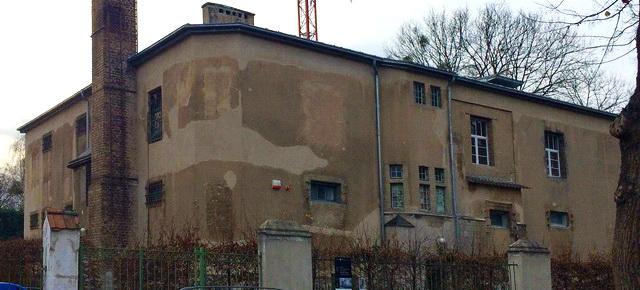 Тюрьма КГБ в Потсдаме