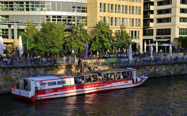 Водный транспорт Берлина