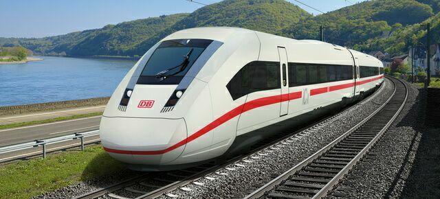 Железные дороги Германии