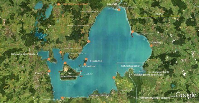 карта Кимзе