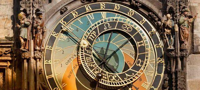 Астрономические часы мини