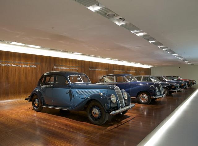 Автомобили музей БМВ