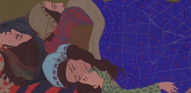 Картина художника Кара Мустафа