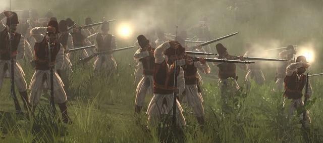 Иррегулярная пехота маниотов