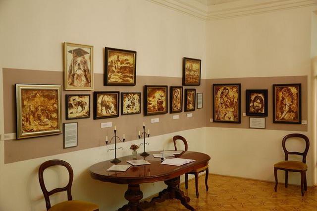 Картины музей шоколада в Праге