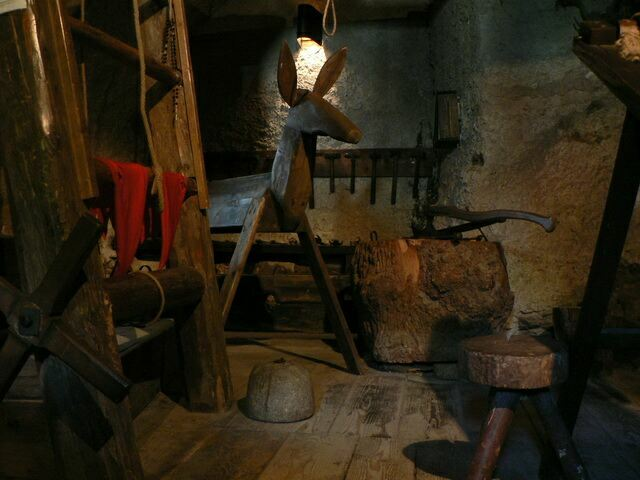 Музей пыток Рожмберк