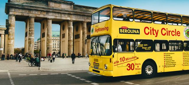 Обзорные экскурсионные автобусы Берлин