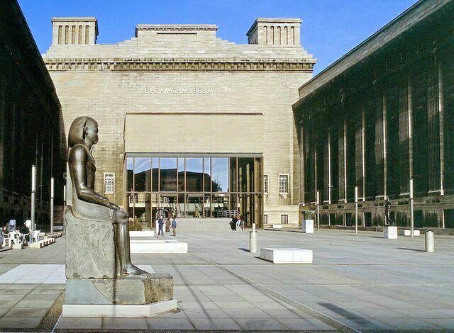 Пергамон в Берлине