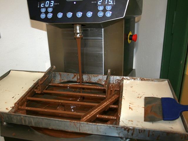Производство шоколада музей шоколада