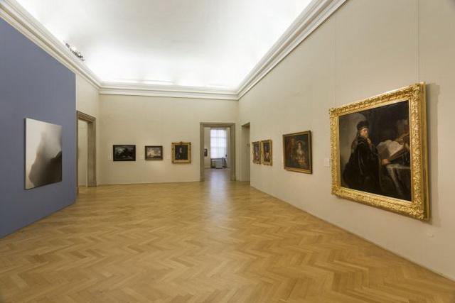 Штернбергский дворец картинная галерея