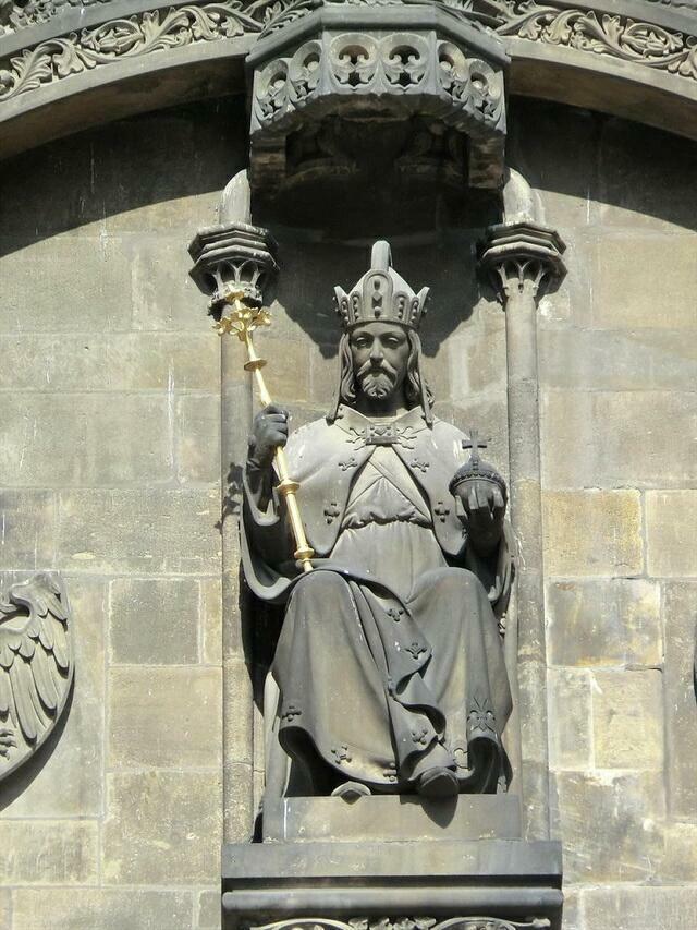 Скульптура Пороховая башня