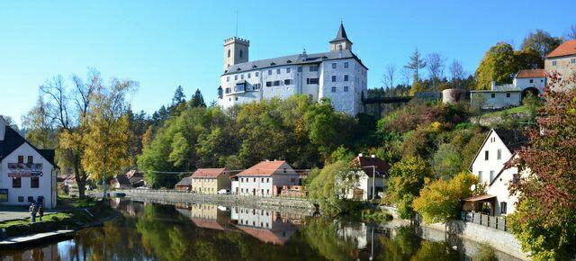 Замок Рожмберк