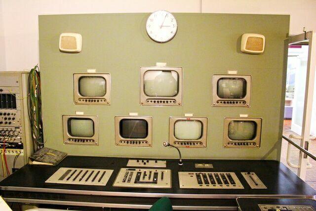 телевизоры мюнхенский музей науки