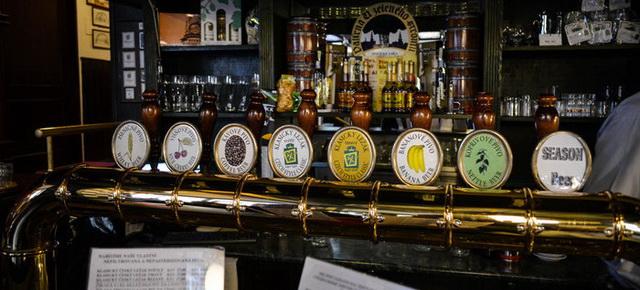 Барная стойка пивоваренный дом