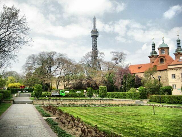 Башня Петршин Прага