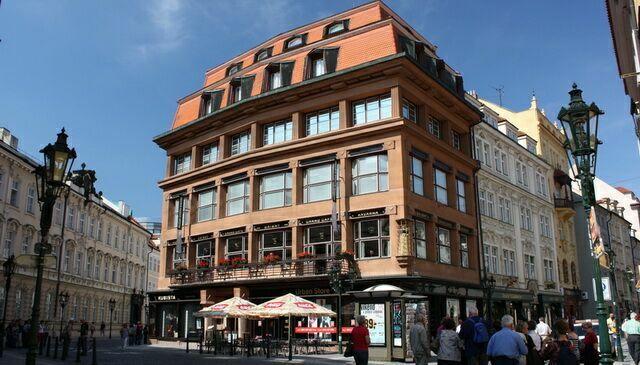 Дом у черной Мадонны Прага