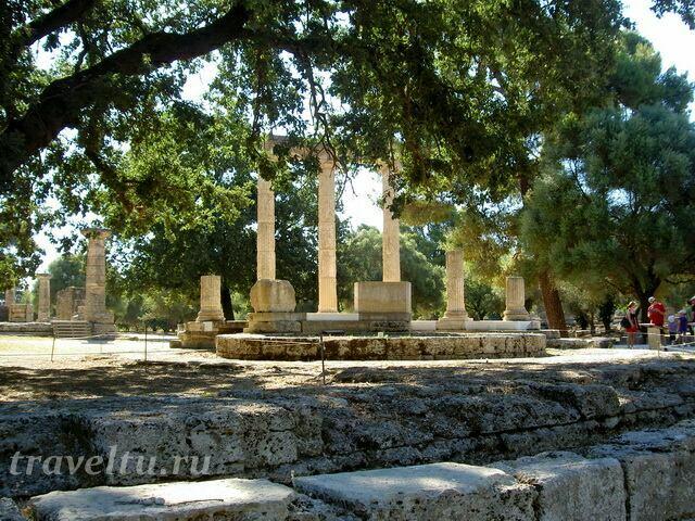 Древняя Олимпия 1