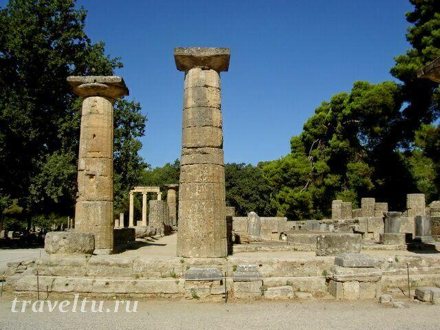 Древняя Олимпия 2