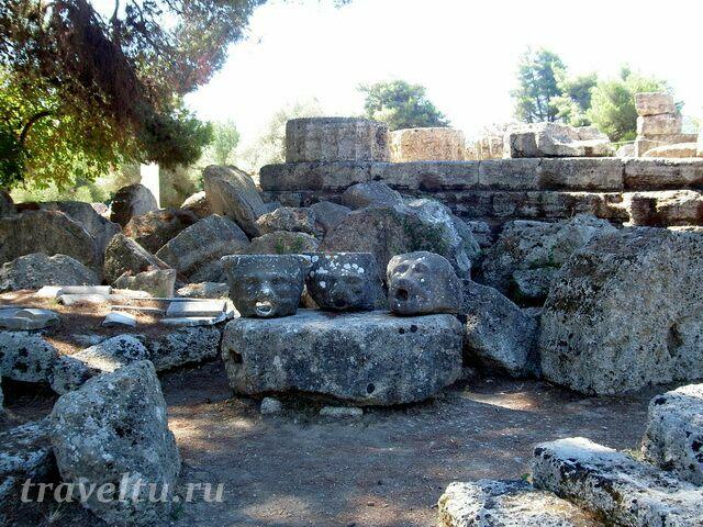 Древняя Олимпия 5