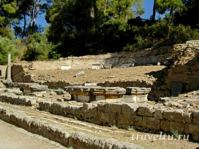 Древняя Олимпия 7