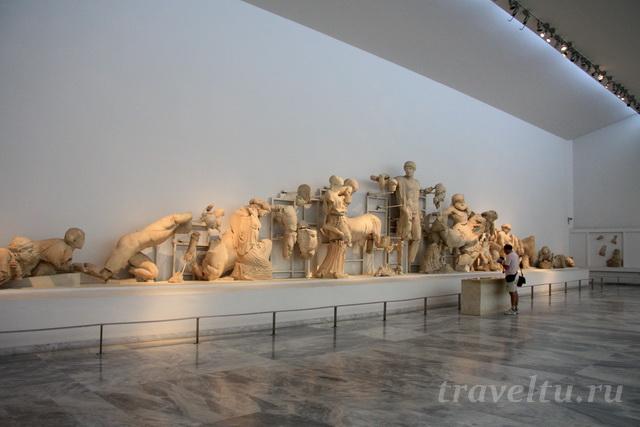 Древняя Олимпия музей