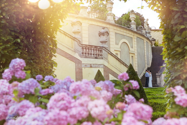 Фотосессии Вртбовский сад