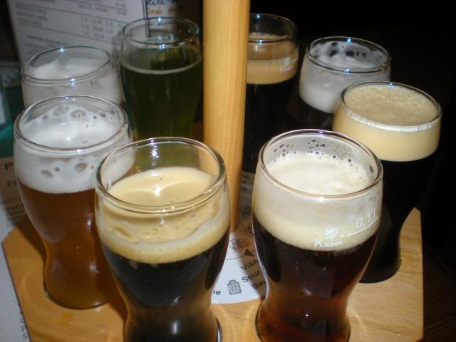 Карусель пивоварский дом