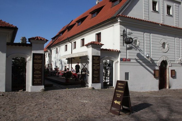 Klasterni pivovar Strahov