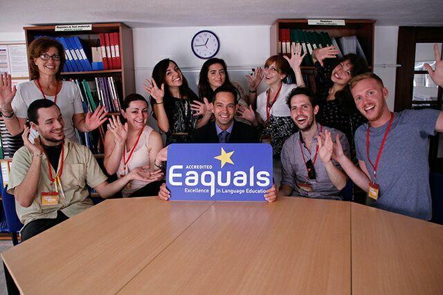Команда школы - EAQUALS