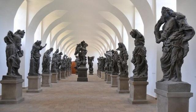 Лапидариум залы