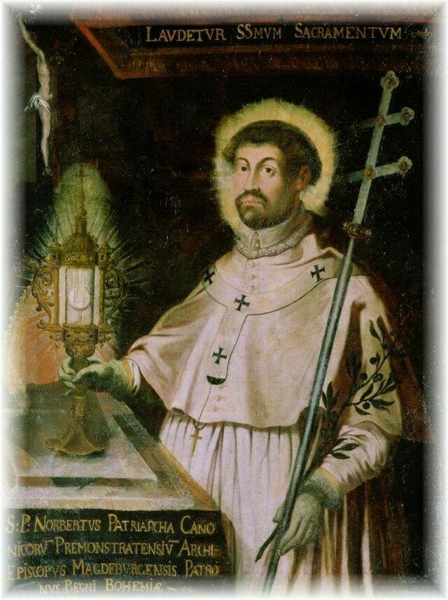 Святой Норберт