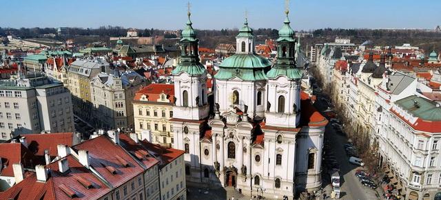 Церковь св Николая