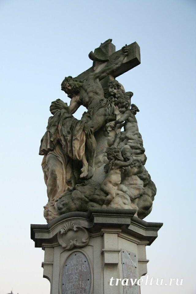 Видение Святой Луитгарды