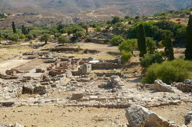 Археологический сайт Закрос