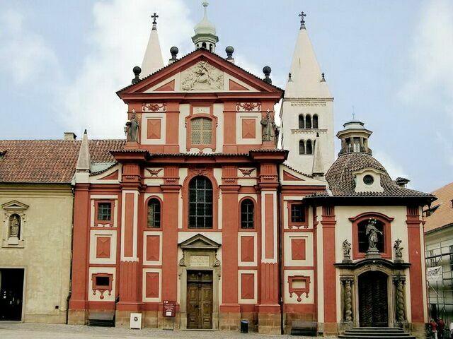 Базилика святого Георгия