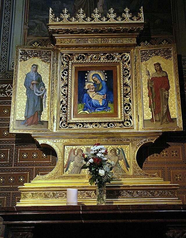Дева Мария Дождевая