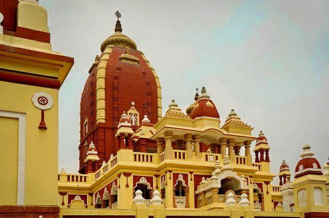 Храм Лакшми Нараяны в Нью-Дели