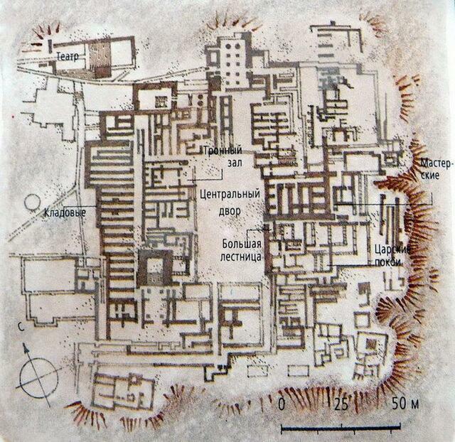 Кносский дворец 2