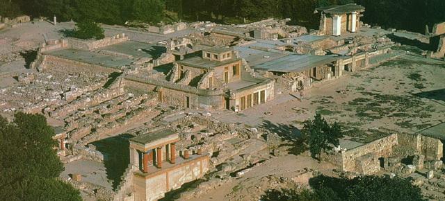 Кносский дворец 7