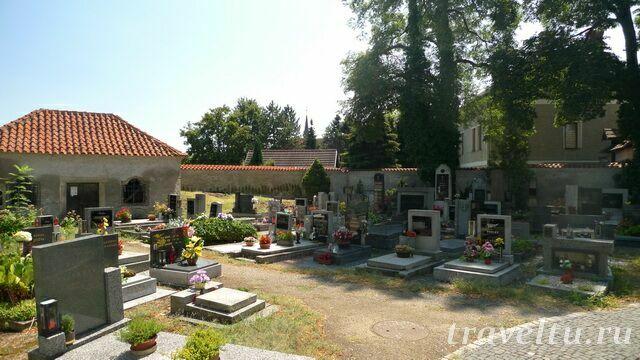 Костница кладбище