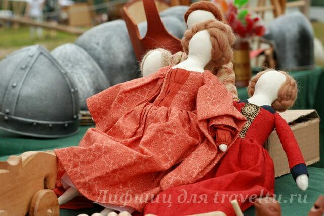 Куклы и шлемы